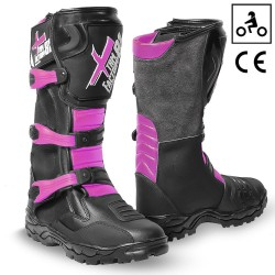 Botte cross enfant moto quad XTRM